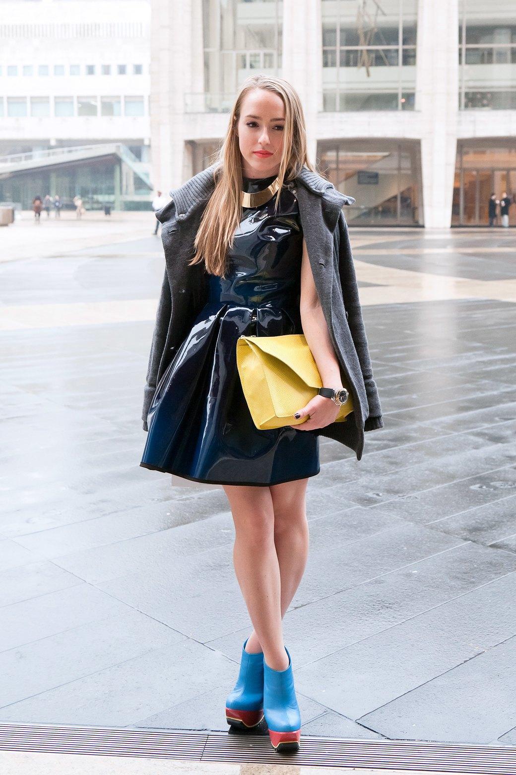 Неделя моды в Нью-Йорке,  часть II. Изображение № 54.