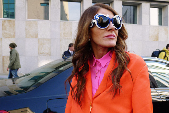 Детали: Milan Fashion Week. Изображение № 37.