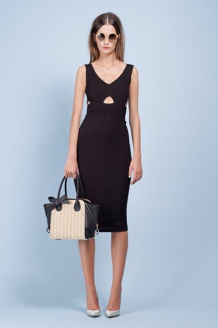 Элегантные платья и блузки в весеннем лукбуке Paule Ka. Изображение № 6.