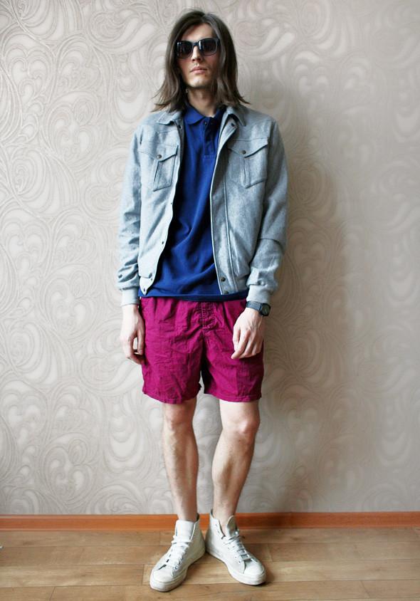 Гардероб: Андрей Толстов, модель, сотрудник магазина «КМ20». Изображение № 40.