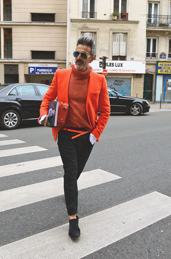 Неделя моды в Париже: Streetstyle. Изображение № 49.
