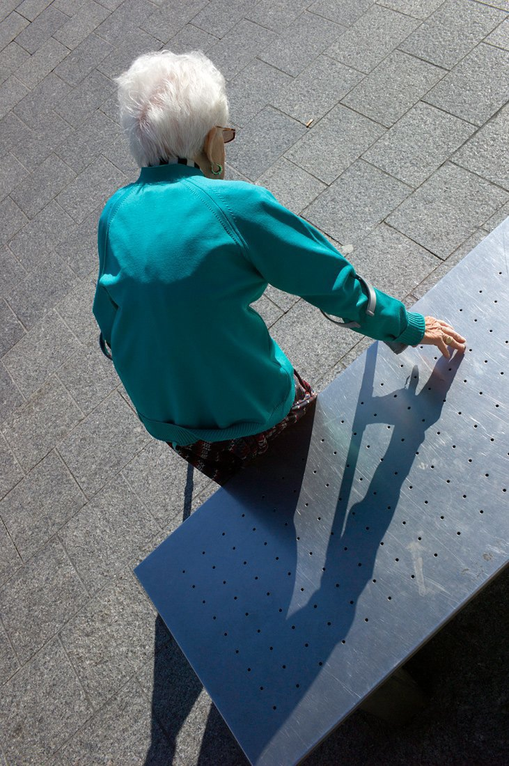 «Проект Я»:  Безвестные  пожилые горожане. Изображение № 18.
