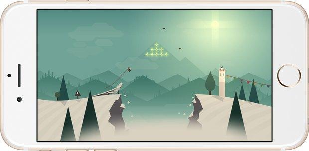 Жираф, космос  и смерть: 10 лучших мобильных игр на лето. Изображение № 4.