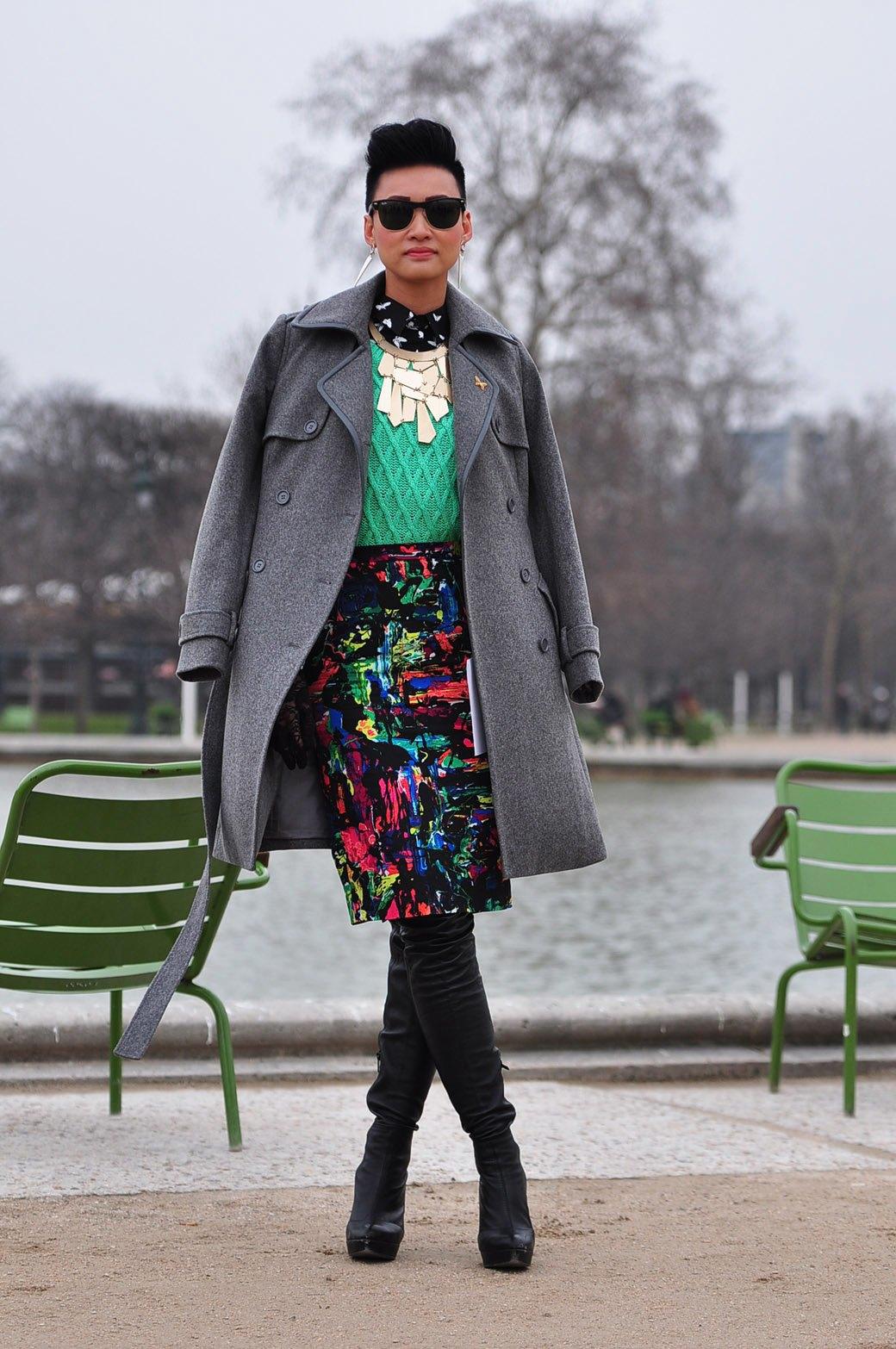 Гости Парижской недели моды FW13, часть 2. Изображение № 1.