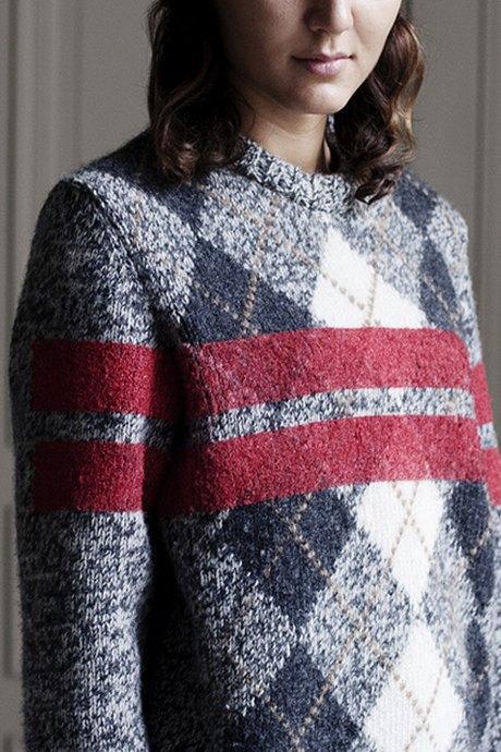 Мона Ал-Шаалан, дизайнер мужской одежды. Изображение № 26.