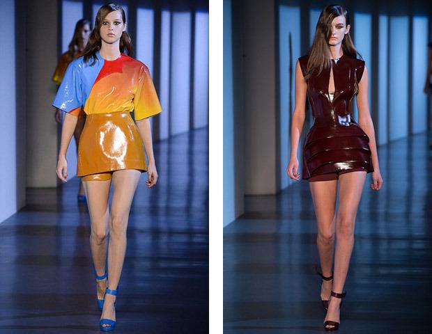 Парижская неделя моды: показы Damir Doma, Dries Van Noten, Rochas, Gareth Pugh и Mugler. Изображение № 46.