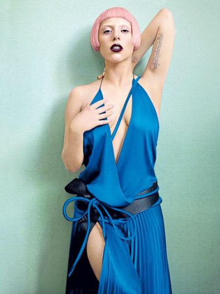 Съёмка в американском Vogue, март 2011. Изображение № 70.