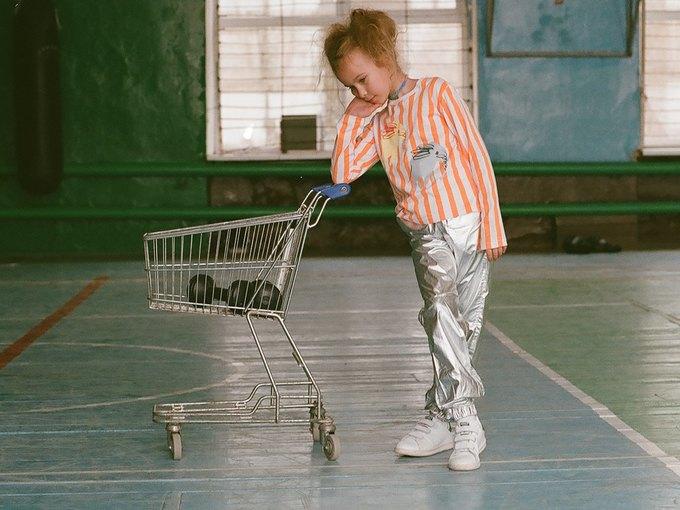 Little Pushkin представили лукбук новой детской коллекции. Изображение № 25.