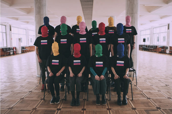 Pussy Riot выпустили мерч для активистов. Изображение № 3.
