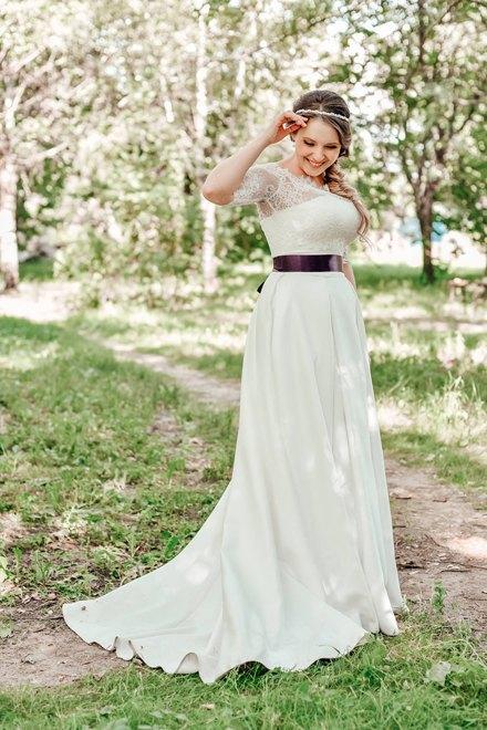 Это по любви:  Девушки о своих свадебных платьях. Изображение № 2.