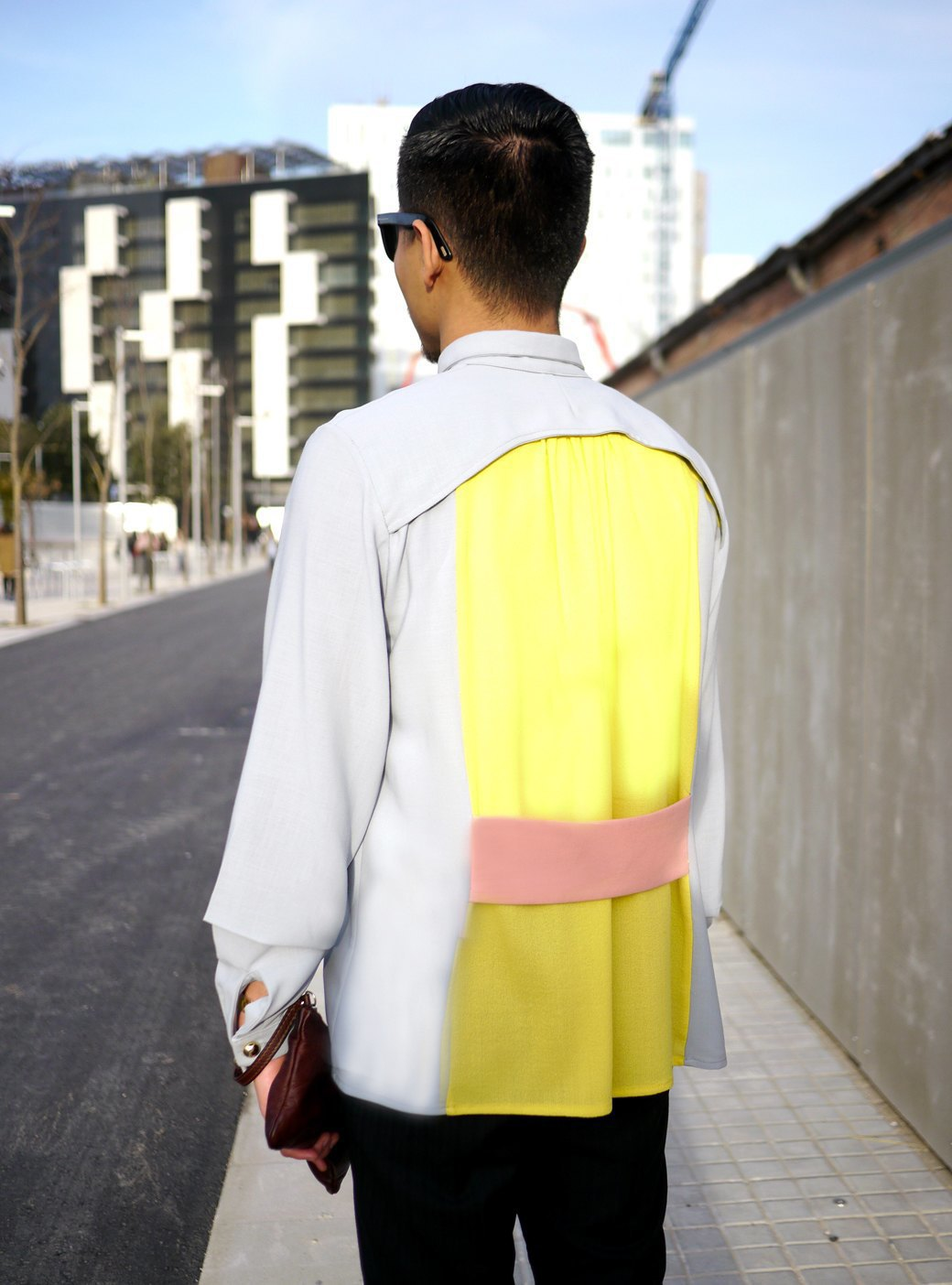 Гости Недели моды в Барселоне. Изображение № 28.