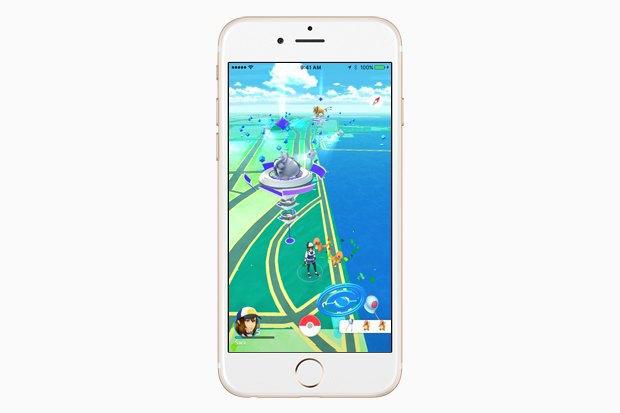 Игра Pokemon Go: Как весь мир ловит покемонов  на реальных улицах. Изображение № 4.