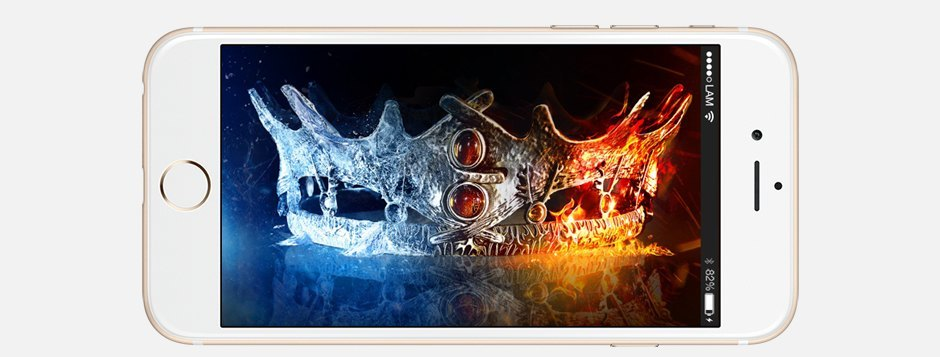 Мобильная игра Game of Thrones: Conquest. Изображение № 1.