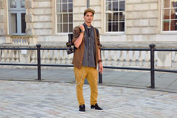 London Fashion Week: Уличный стиль, часть 3. Изображение № 16.