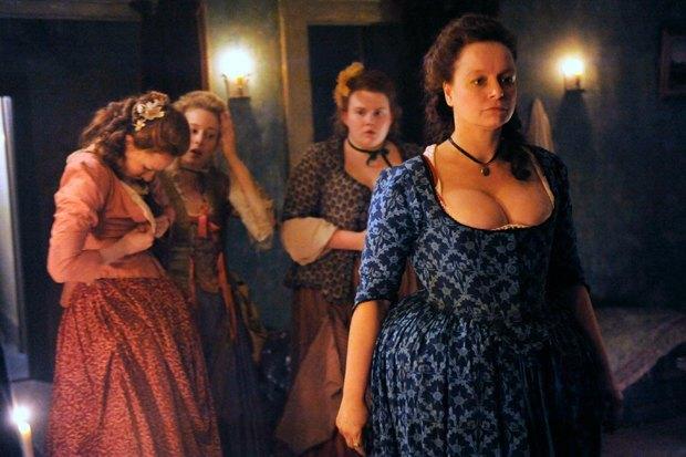 Сериал «Куртизанки»: Драма о жизни секс-работниц в XVIII веке. Изображение № 4.