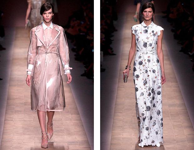 Парижская неделя моды: Показы Chanel, Valentino, Alexander McQueen и Paco Rabanne. Изображение № 14.