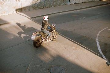 Я и друг мой мотоцикл: Девушки о мотоспорте  и своих байках. Изображение № 30.
