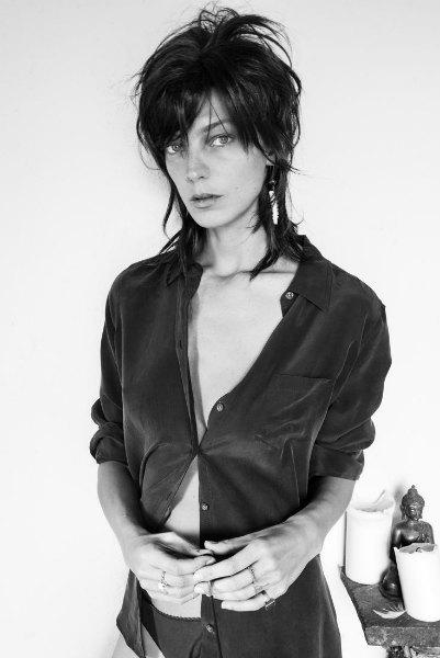 Дарья Вербова сделала серию селфи для Equipment. Изображение № 2.