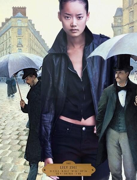 Композитки пяти модельных агентств к Нью-Йоркской неделе моды. Изображение № 109.