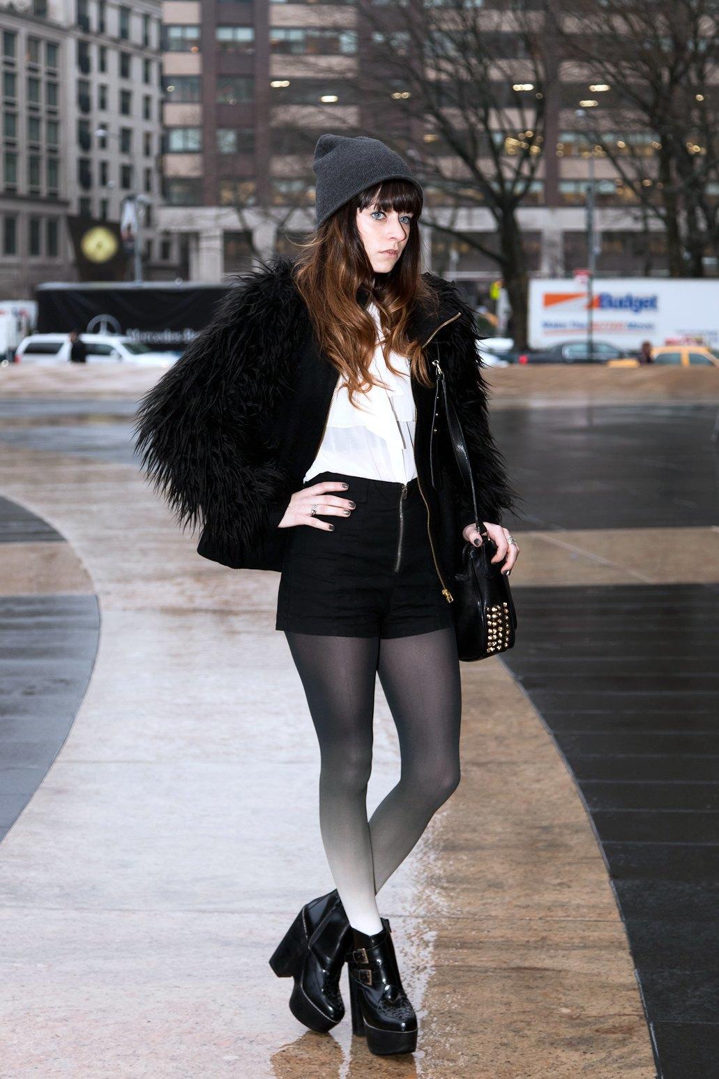 Неделя моды в Нью-Йорке,  часть II. Изображение № 40.