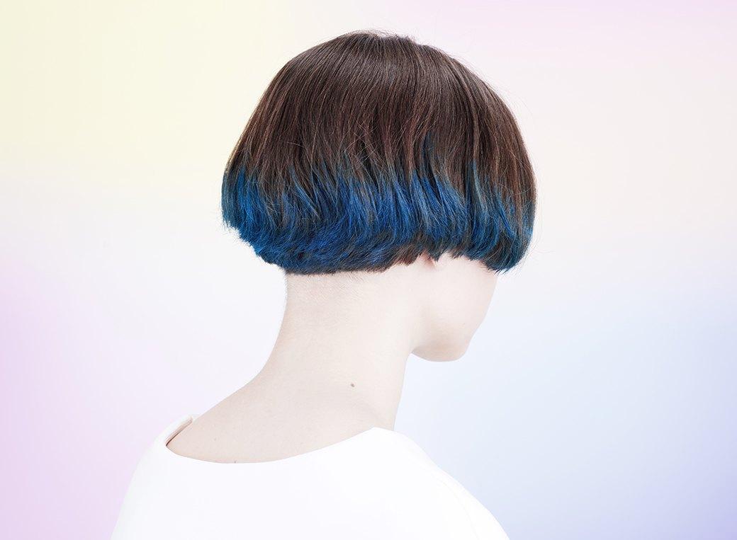 Инструкция: Цветные волосы быстро и ненадолго. Изображение № 6.