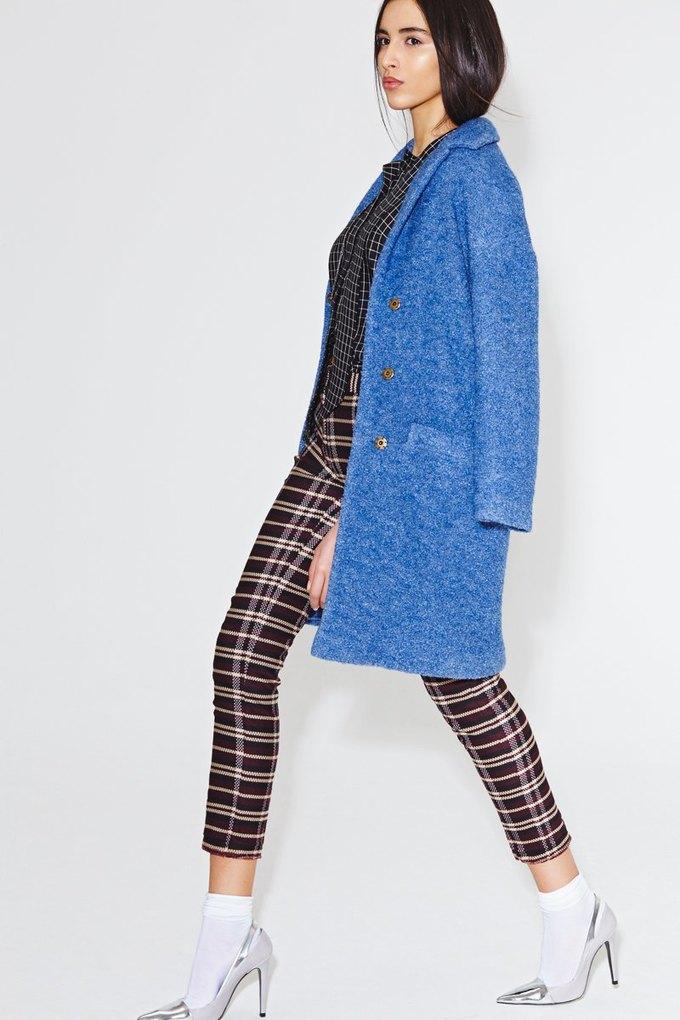Пальто-коконы и миди-юбки в новой коллекции I am. Изображение № 7.
