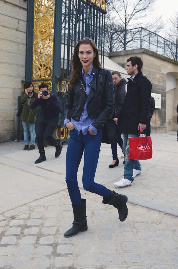 Неделя моды в Париже: Streetstyle. Изображение № 26.