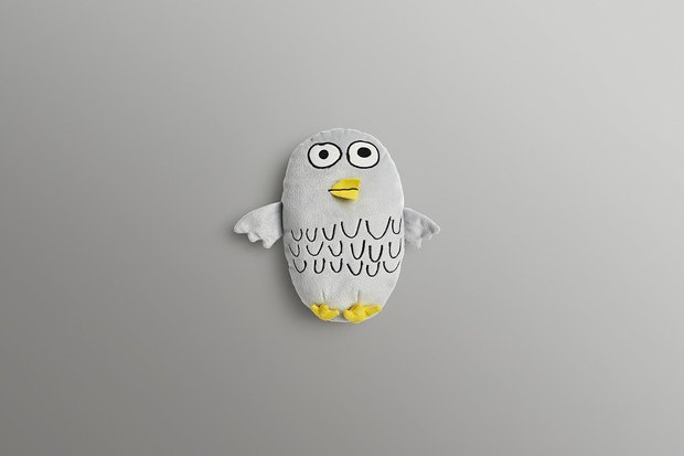 Новая коллекция игрушек IKEA по мотивам детских рисунков. Изображение № 2.