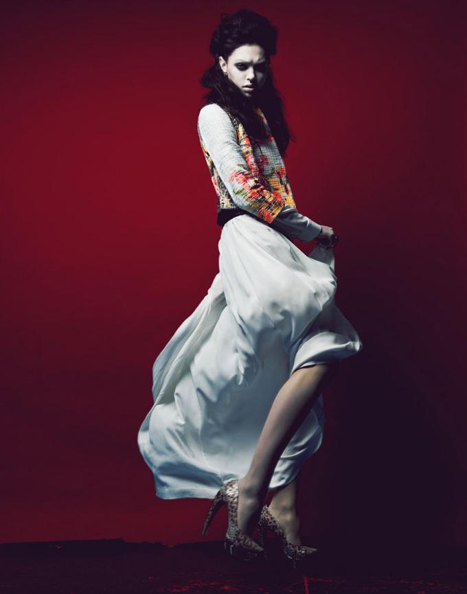 Женя Катова, модель. Изображение № 8.