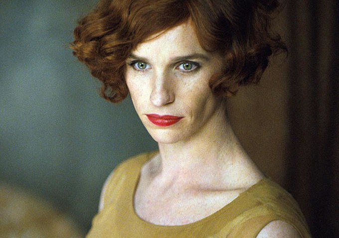 Первое фото Эдди Редмэйна в роли трансгендера Лили Эльбе. Изображение № 1.