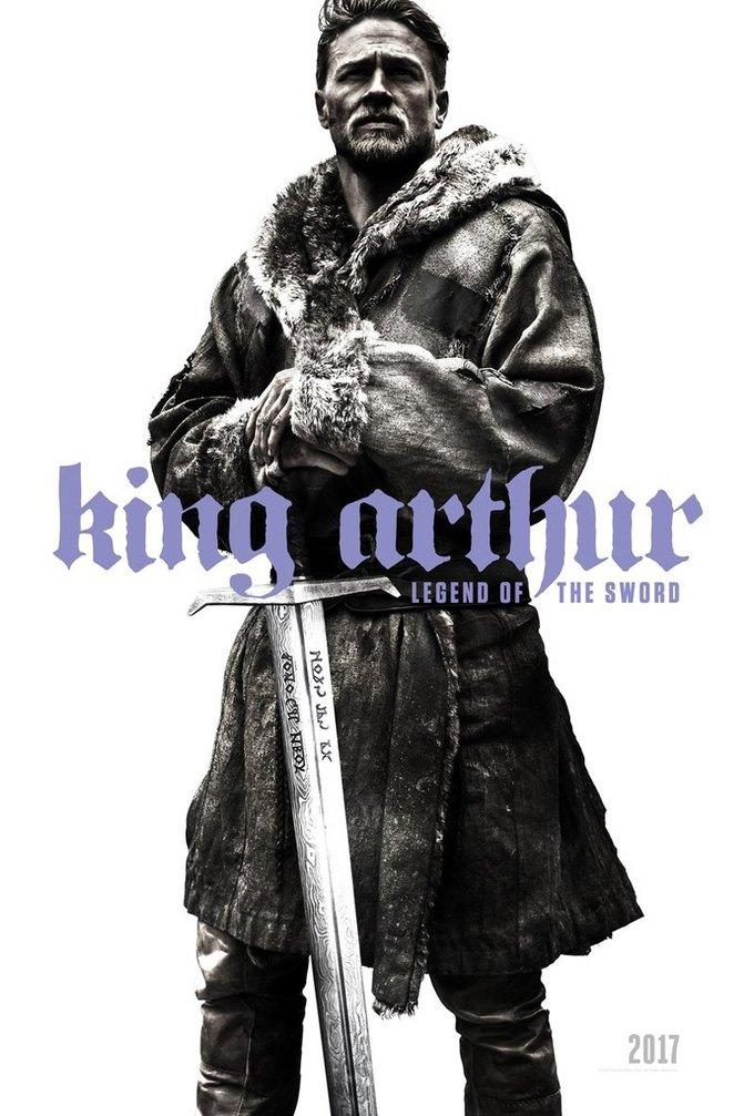 Вышел тизер нового фильма Гая Ричи «Меч короля Артура». Изображение № 1.