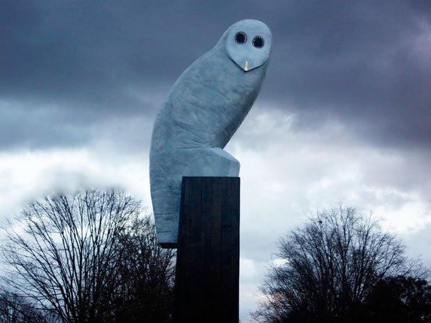 Всем встать: 10 фаллических монументов  в разных городах мира. Изображение № 6.