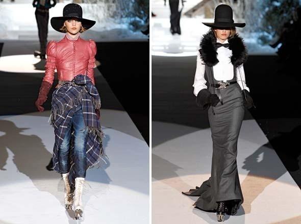 Изображение 1. Показы на Milan Fashion Week FW 2011: день 6.. Изображение № 2.