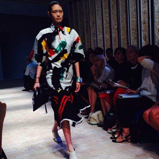 Прямой репортаж  с Paris Fashion Week:  День 6. Изображение № 30.