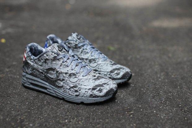 Nike отметит годовщину высадки на Луну новой моделью кроссовок. Изображение № 1.