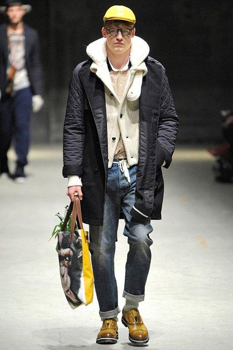 Андреа Помпилио, дизайнер мужской одежды. Изображение № 5.