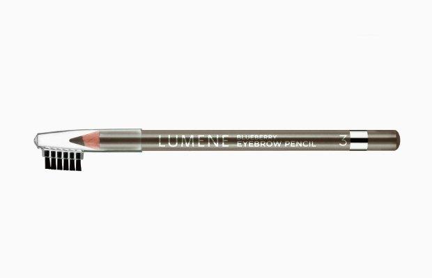 Карандаш Lumene Eyebrow Pencil Blueberry. Изображение № 6.
