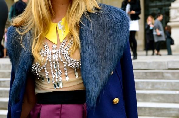 Неделя моды в Париже: Streetstyle. Изображение № 28.