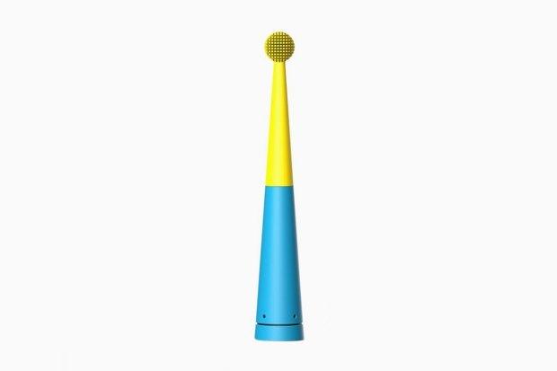 Музыкальная зубная щётка Benjamin Brush. Изображение № 2.