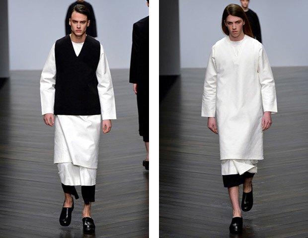 Никомеде Талавера, дизайнер,  одевающий парней в платья. Изображение № 11.