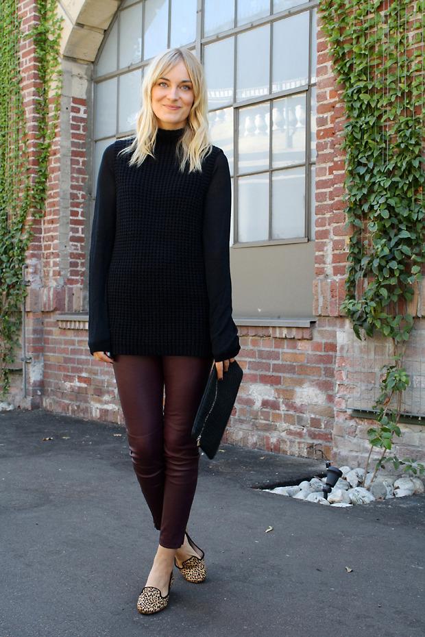 Гардероб: Мари Хэндкер Уолтерс, автор блога Blame It On Fashion. Изображение № 4.