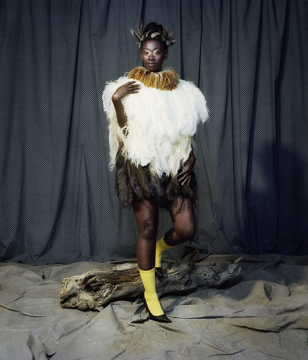 «NKOSOZANA»:  Фантастические принцессы Африки. Изображение № 9.