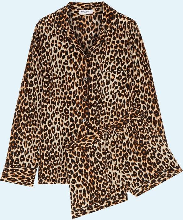 Какая дикость: 10 вещей  с леопардовым принтом. Изображение № 2.