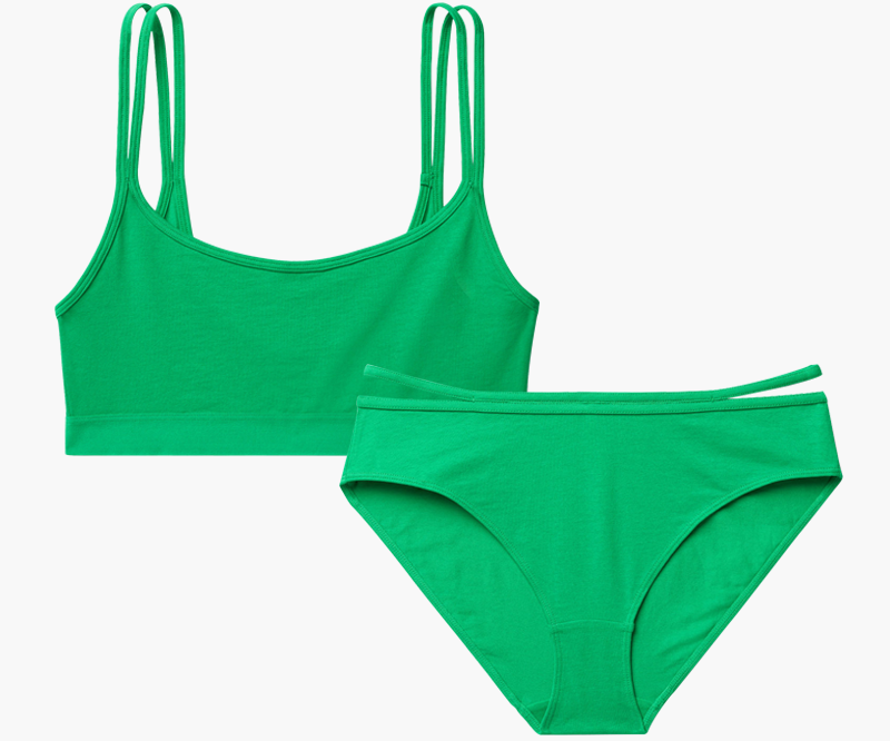 Что носить летом: Нижнее бельё для жарких дней. Изображение № 10.