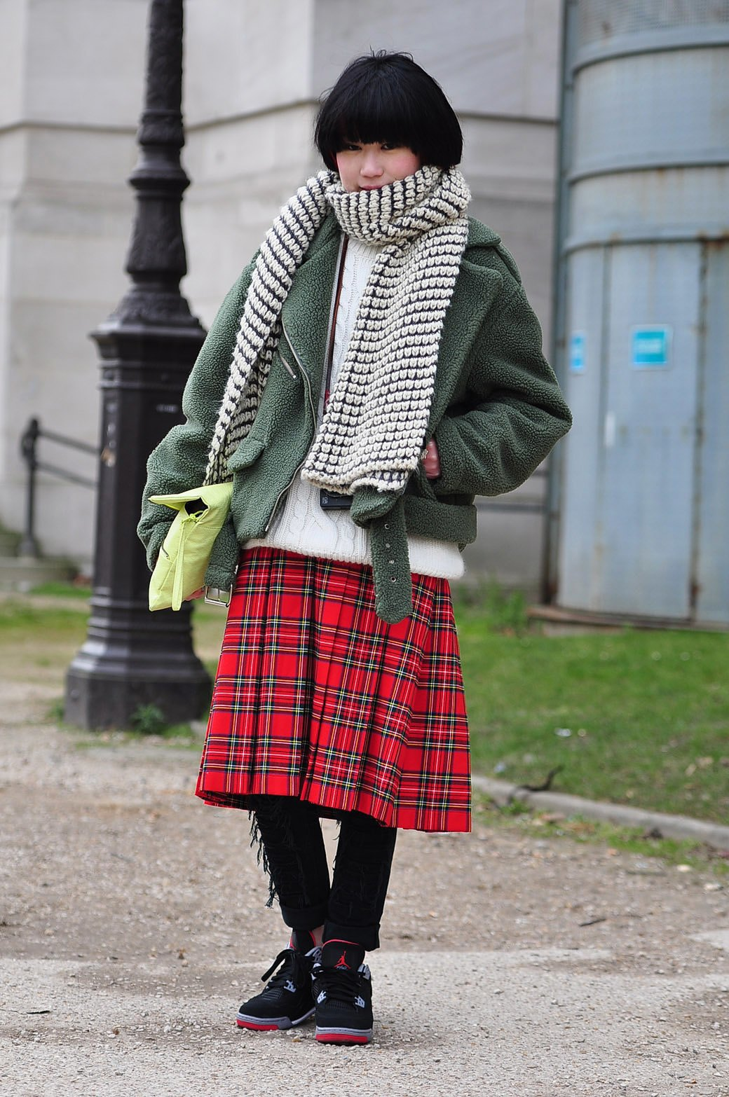 Гости Парижской недели моды FW13, часть 2. Изображение № 34.