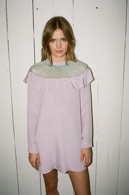 Пижамы, комбинации и халаты в новой коллекции Walk of Shame. Изображение № 7.