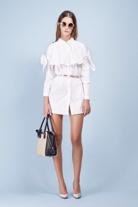 Элегантные платья и блузки в весеннем лукбуке Paule Ka. Изображение № 14.