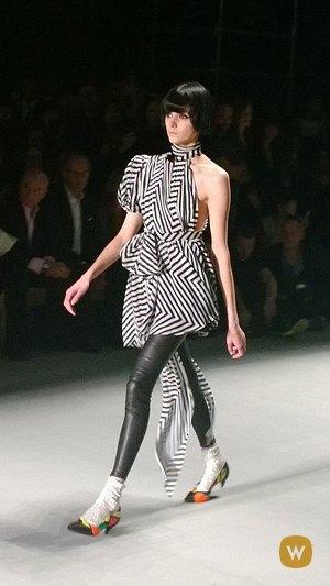 Прямой репортаж  с Paris Fashion Week:  День 7. Изображение № 8.