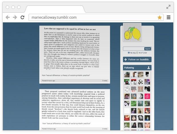 Боевой листок:  10 сайтов для девушек  с активной позицией. Изображение № 20.