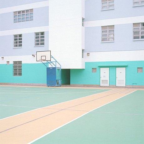 «Courts»: Заброшенные спортплощадки . Изображение № 10.